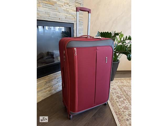 52f9e60a5f4d продам Тканевый чемодан Verona со съемными колёсами. В наличии 5 цветов бу  в Луцке