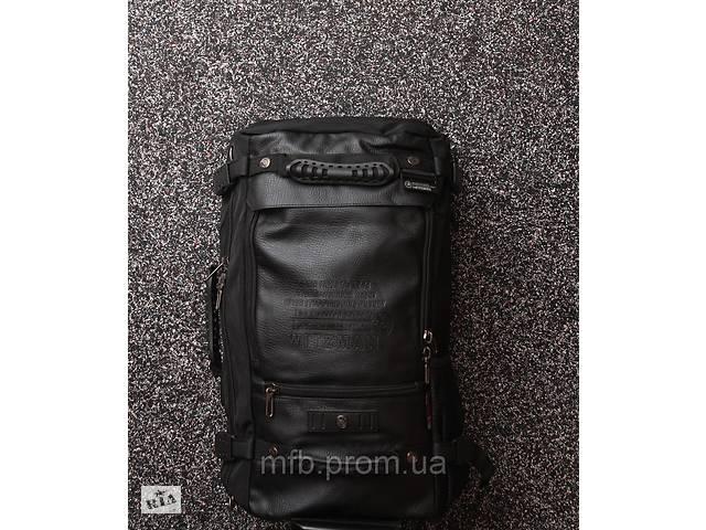 купить бу Трансформер. Сумка - рюкзак Witzman мужской спортивный городской повседневный рюкзак мужская сумка в Одессе