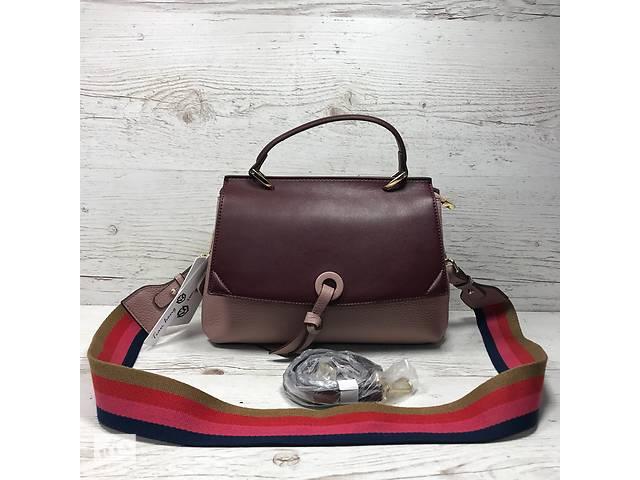 db526631f0d1 купить бу Женская кожаная стильная сумка жіноча шкіряна сумка в Одессе