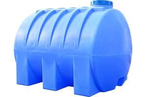 Бак, бочка 5000 л емкость усиленная для транспортировки воды, КАС перевозки пищевая