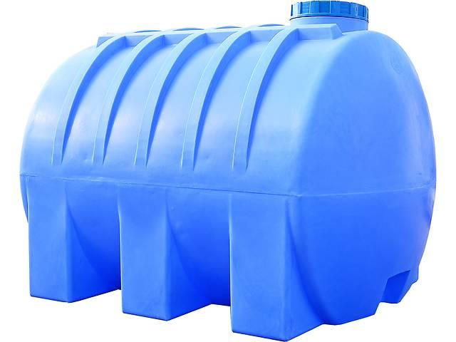купить бу Бак, бочка 5000 л емкость усиленная для транспортировки воды, КАС перевозки пищевая в Киеве