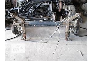 б/у Балки задней подвески Peugeot Partner груз.