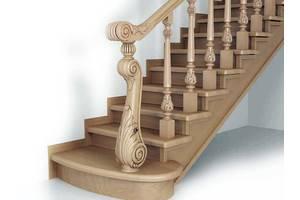 Нові Дерев'яні сходи