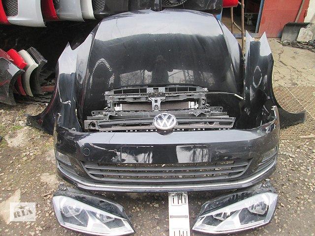 купить бу Бампер фара капот крыло радиатор комплектный передок Volkswagen Golf 7 VII 1.6 TDI 2013r в Одессе
