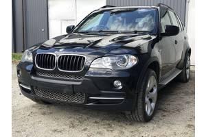 Бампер передний черный BMW X5 E70 передній чорний  БМВ Х5 Е70 Передній