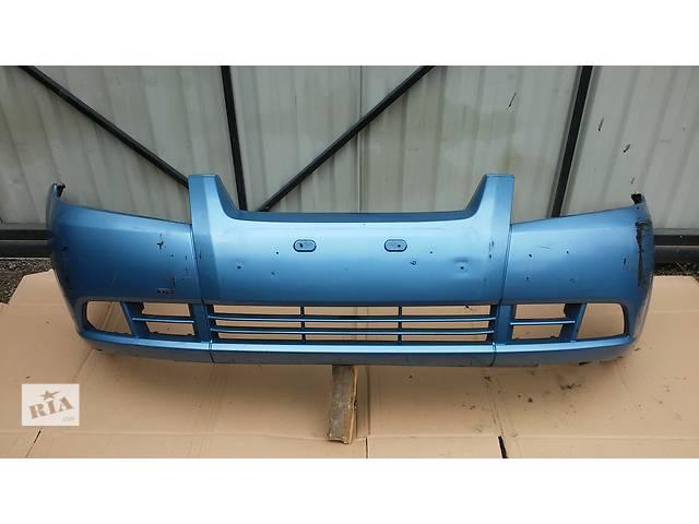 купить бу  Бампер передний для легкового авто Chevrolet Aveo T200 в Тернополе