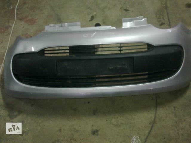 бу  Бампер передний для легкового авто Citroen C1 в Львове