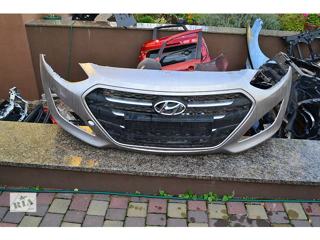 Бампер передний для легкового авто Hyundai i30- объявление о продаже  в Остроге