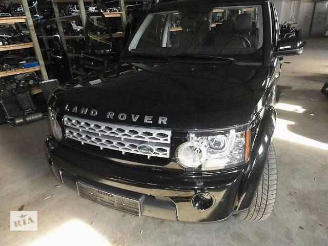 купить бу Бампер передний для легкового авто Land Rover Discovery  4 IV, 3 III,sport 07-16 морда комплектная запчасти в Львове