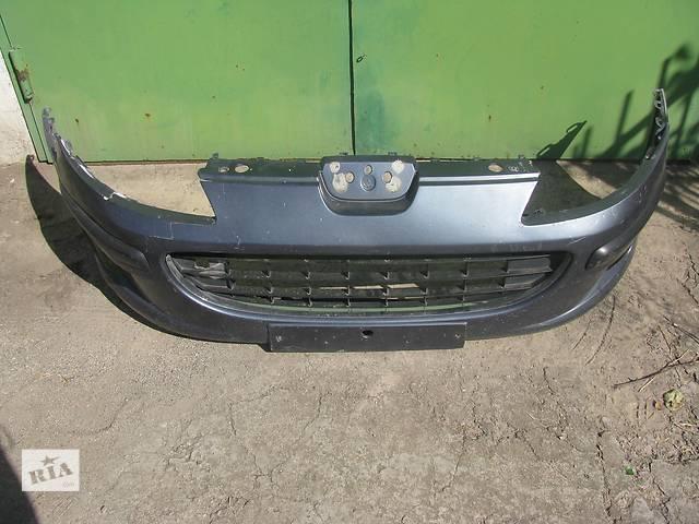 бу  Бампер передний для легкового авто Peugeot 407 в Днепре (Днепропетровск)