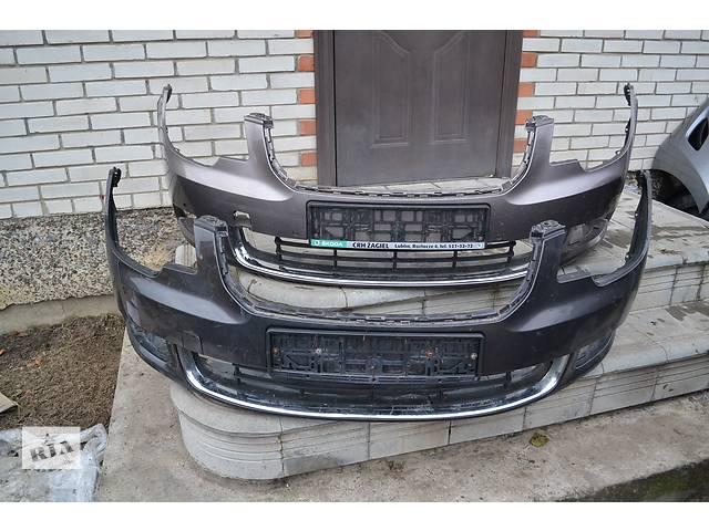 купить бу  Бампер передний для легкового авто Skoda SuperB с 2008 г. в.  в Остроге