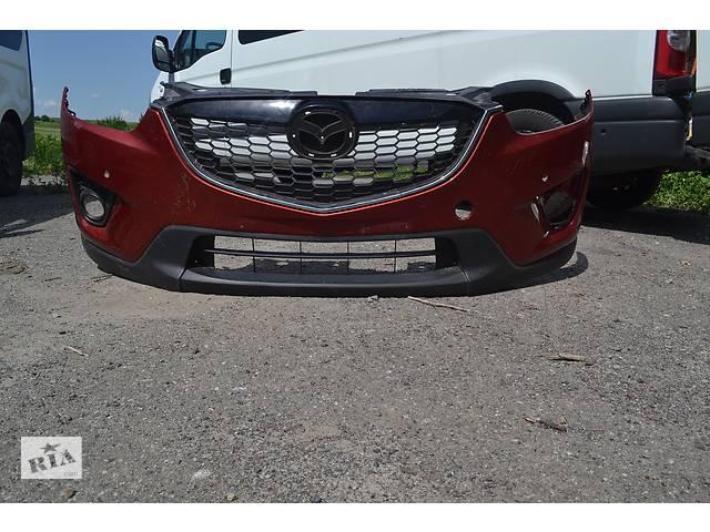 бу Бампер передний для Mazda CX-5 в Белой Кринице