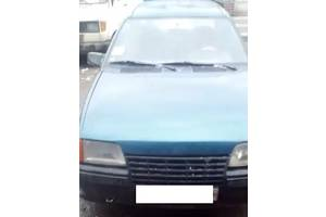 б/у Бамперы передние Opel Kadett
