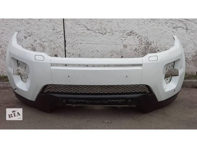 Бампер передний Range Rover Evoque Рейндж Ровер Эвок 12-16 г BJ3M17F003- объявление о продаже  в Киеве