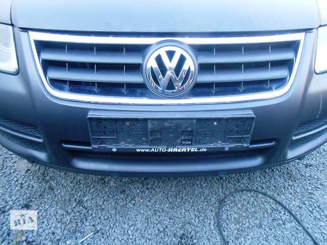 купить бу  Бампер передний Volkswagen Touareg Туарег в Ровно