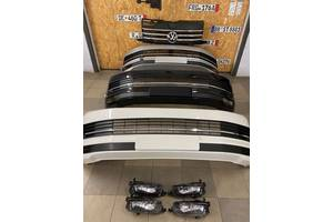 Бампер передний VolkswagenT6 Бампер фольксваген Т6