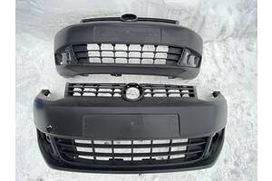 Бампер передний VW Caddy 2010-2014 2K5 807 221 A