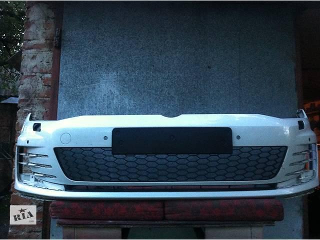 бампер Volkswagen Golf VII GTI- объявление о продаже  в Киеве