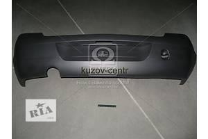 Новые Бамперы задние Dacia Logan