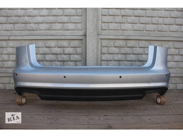 продам Бампер задний  для Audi A6 C7 2011-2018 бу в Киеве