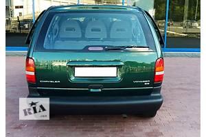 б/у Бамперы задние Chrysler Voyager
