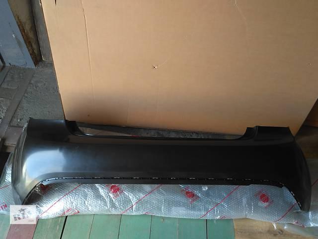 Бампер задний для Kia Rio/Киа Рио (866111g800)- объявление о продаже  в Вишневом (Киевской обл.)