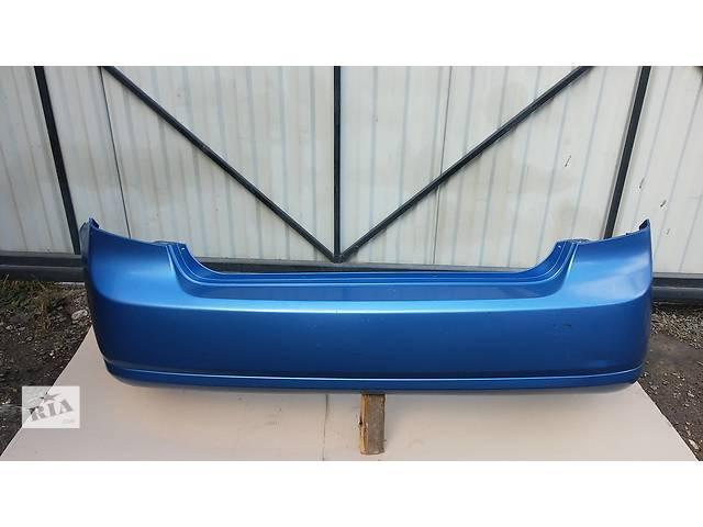 бу  Бампер задний для седана Chevrolet Lacetti в Тернополе
