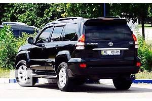 б/у Бамперы задние Toyota Land Cruiser Prado 120