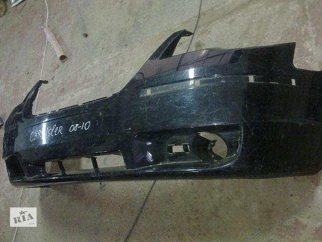 купить бу  Бампер передній для легкового авто Chrysler Voyager  08-10гг в Львове