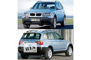 Новые Бамперы передние BMW X3