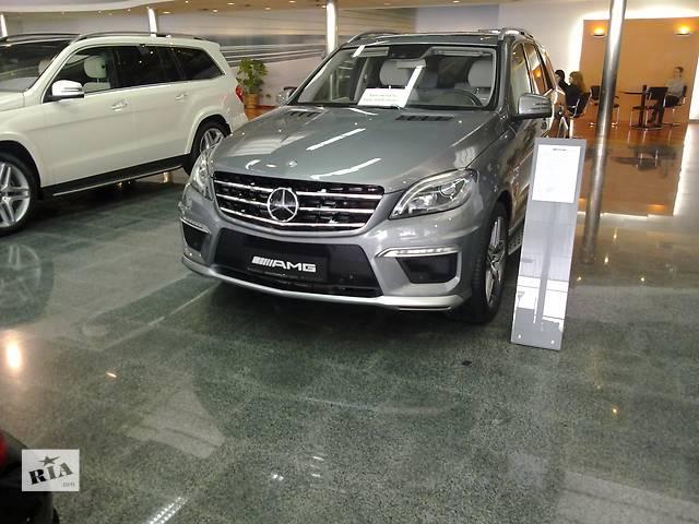 бу Бампер передний для Mercedes ML 63 AMG----W166 в Киеве