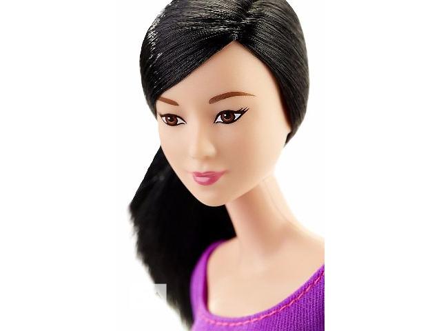 купить бу Barbie Made to Move Yoga Purple Top в Харькове