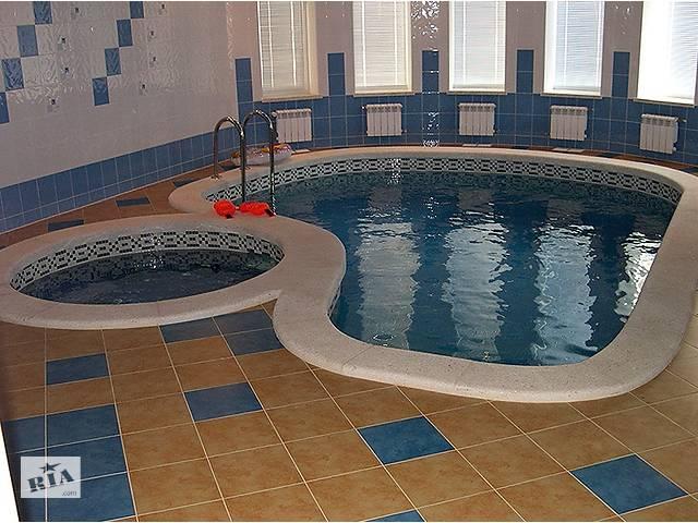 Бассейны: строительство, реконструкция, обслуживание. Монтаж оборудования бассейнов- объявление о продаже  в Харьковской области