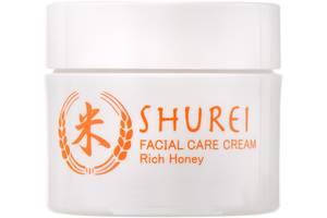 Антивозрастной крем с маточным молочком Naris Cosmetics Shurei Facial Care Cream Rich Honey, 48 мл