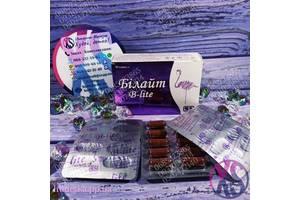 B-lite Билайт Фламинго в блистерах бордовые капсулы для похудения -6кг в неделю 10 капс