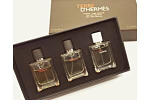 Чоловічий парфюмований подарунковий набір Terre D 'Hermès