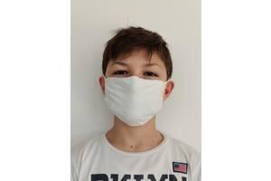 Детская многоразовая защитная тканевая маска Relaxsan с бактериостатической пропиткой