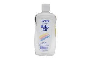 Детское масло для тела Lander Baby Oil with vitamin E, 250 мл