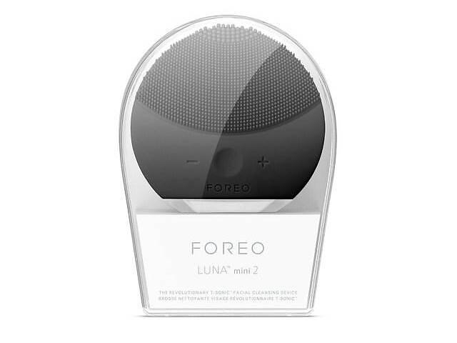 продам Электрическая щетка-массажер для лица Foreo Luna mini 2 Черная бу в Киеве