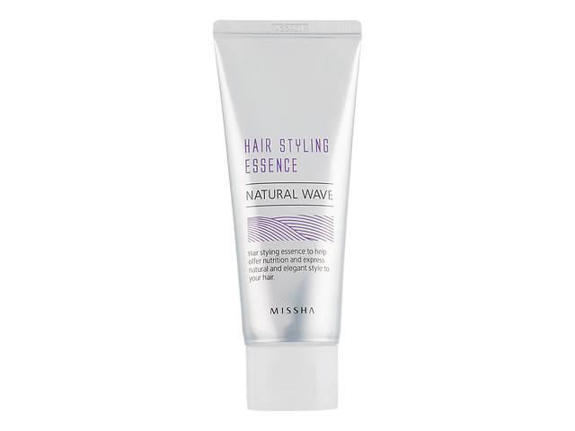 купить бу Эссенция для укладки волос Missha Prowave Hair Styling Essence Natural Wave, 100 мл в Киеве