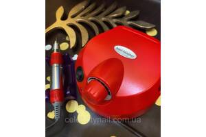 Фрезер для маникюра Nail Drill ZS-601 PRO (красный) , 45 Вт