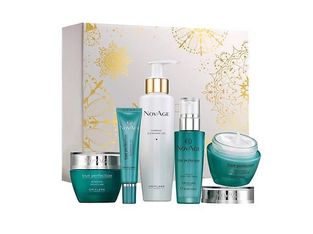 Комплексный уход для совершенства кожи NovAge True