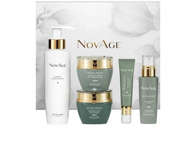 Комплексний догляд проти зморшок NovAge Ecollagen- объявление о продаже  в Сєверодонецьку