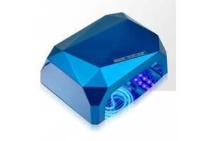 Лампа Beauty Nail CCF 36W UV/LED для полимеризации Blue (46164-IM)