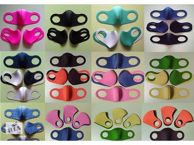 Многоразовая защитная МАСКА ПИТТА (не медицинская повязка на лицо)- объявление о продаже  в Чернигове
