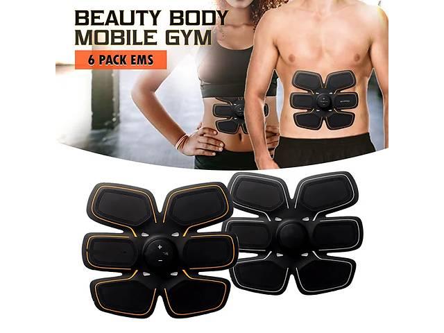 продам Миостимулятор body mobile gym 6 pack EMS для мышц пресса бу  в Украине