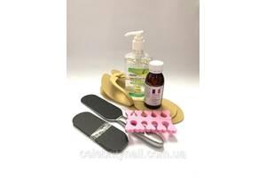 Набор для педикюра Dermapharm с кислотным биогелем