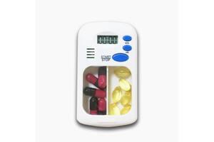 Органайзер для таблеток с дисплеем Azdent Tp701B