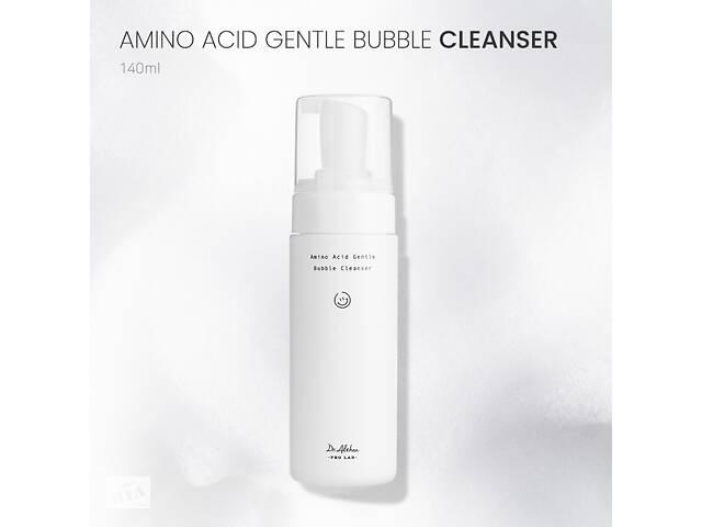 бу Пенка для умывания ТМ Dr.Althea Pro Lab Amino Acid Gentle Bubble Cleanser в Харькове