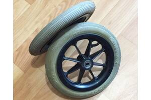 Резина и колёса для инвалидных колясок